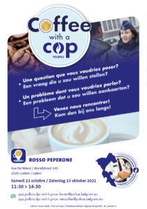 Coffee with a cop - 23-10 Rosso Peperoni